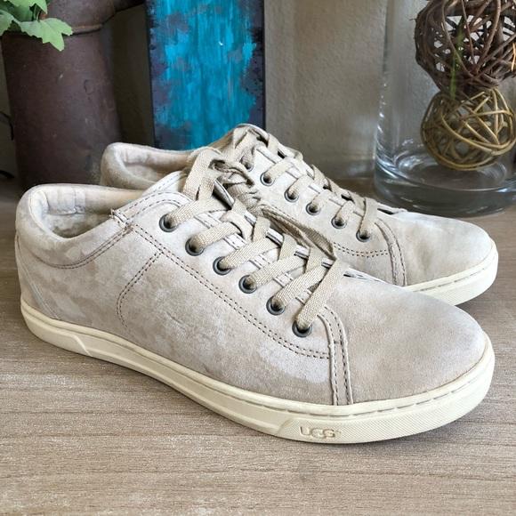 76599dbb480 UGG Tomi Women's Suede Sneakers